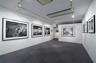 会場風景:柴田 敏雄「シカゴ現代美術館の25点」展 Photo© Ken KATO