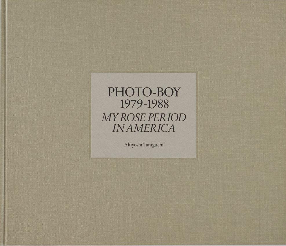 PHOTO-BOY 1979-1988 MY ROSE PERIOD IN AMERICA