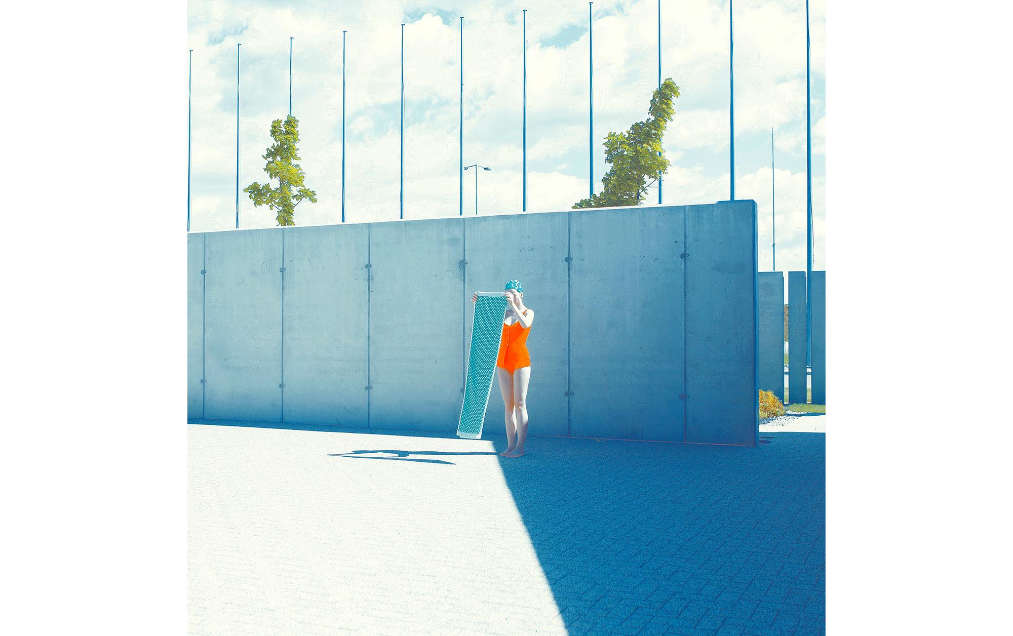 Trees, The Tribune, 2016 © Maria Svarbova