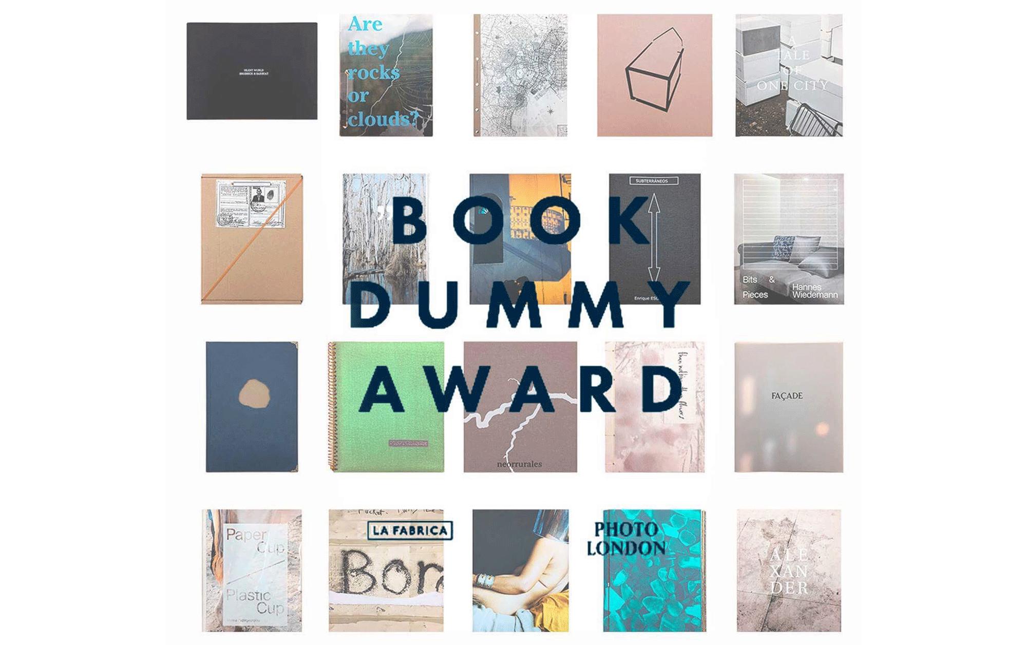 Book Dummy Award(La Fabrica and Photo London)