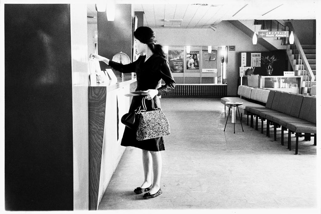 1965年 原爆から20年後の広島の街 石黒健治 hiroshima 1965 展