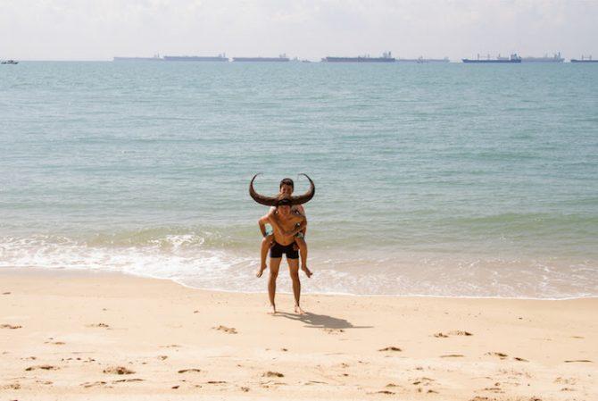 Enjoy My Sand ©Khvay Samnang