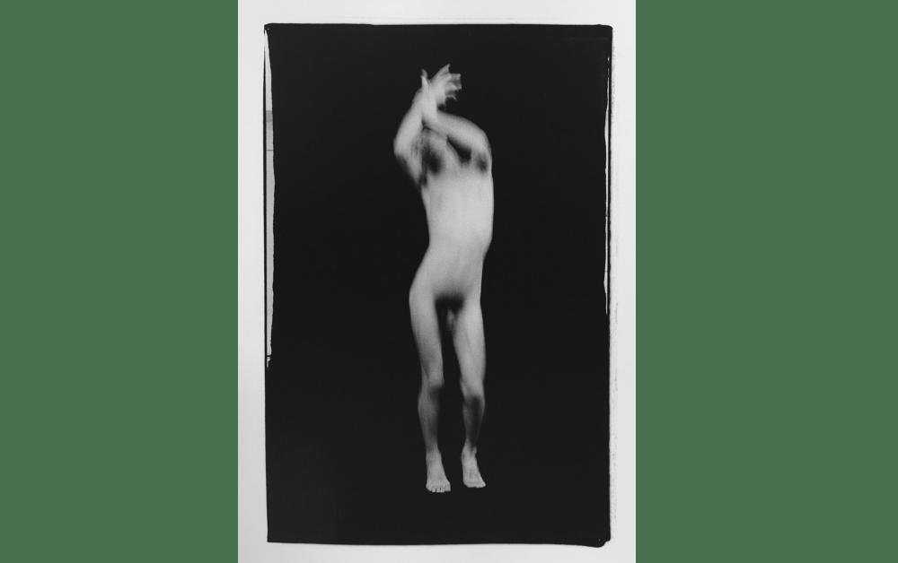 石原友明, 三十四光年。15-1-6(60点組のうち1点)1984-2018年, ゼラチンシルバープリント, 203×254mm