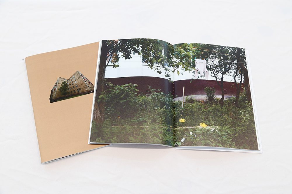 Photo zines about renovation of Moscow, curated by Russian Independent SelfPublished