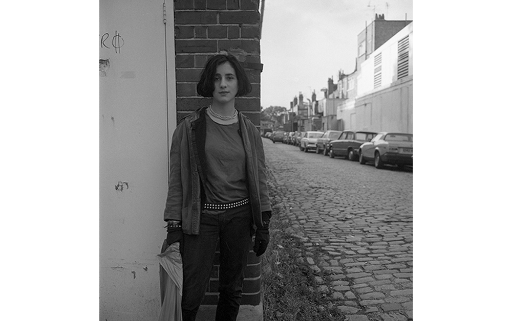 Street Portraits : London Early 80s