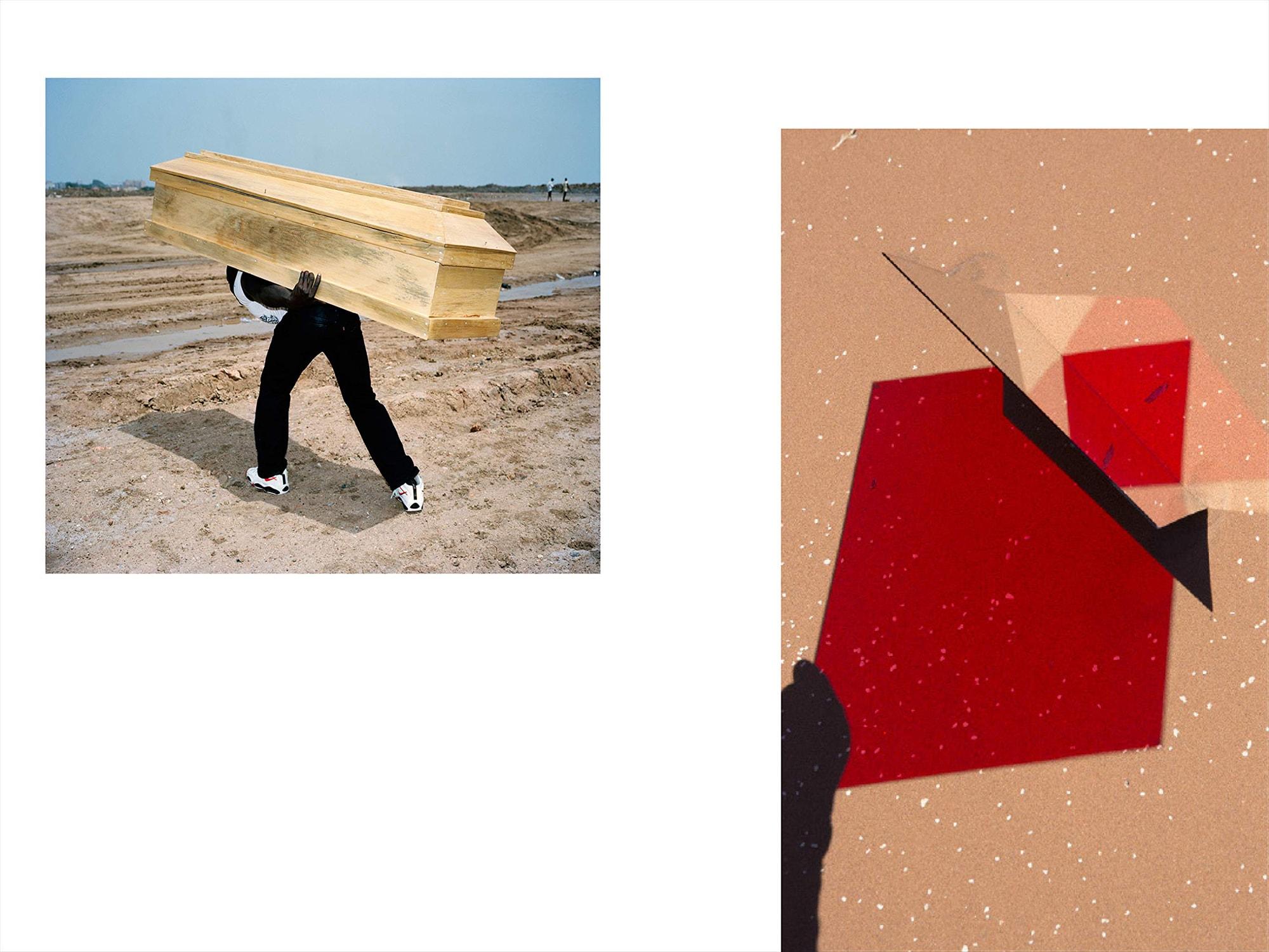 書店員がピックアップする9月のおすすめ写真集【Shelf編】 | ヴィヴィアン・サッセン『Hot Mirror』