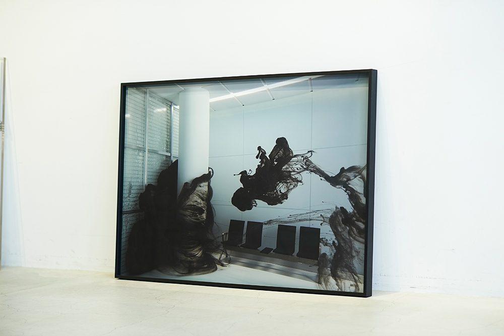 今年のアート・バーゼルで購入したベルンド・オップルの作品
