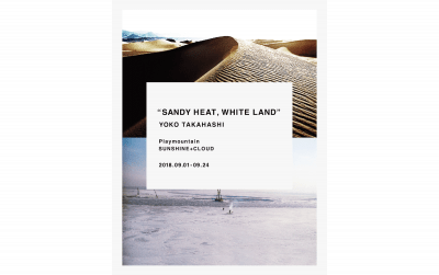 SANDAY HEAT, WHITE LAND