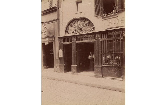 9725.Rue Saint sauveur, © Eugène Atget / M84