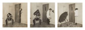 Kansuke Yamamoto, It is Raining in Town My Room is Full of Fragments