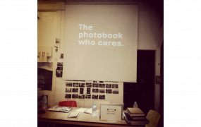 THE PHOTOBOOK WHO CARES