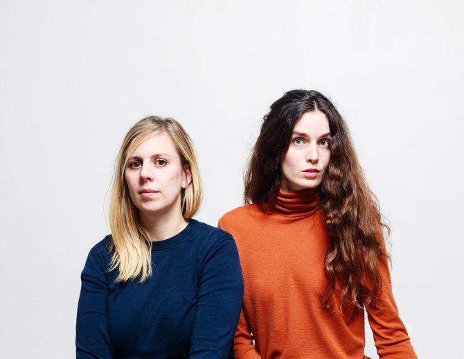 Aurélia Marcadier & Virginie Huet