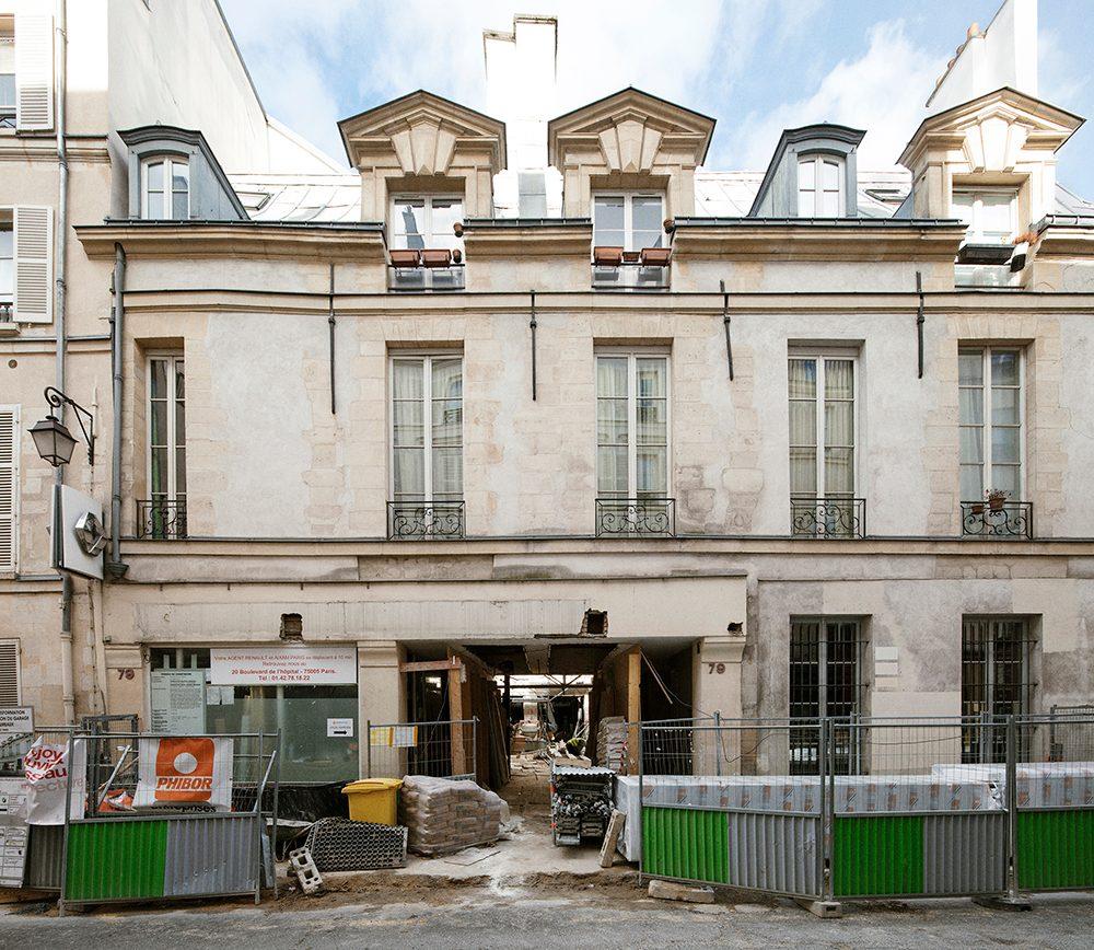 パリのアンリ・カルティエ=ブレ...