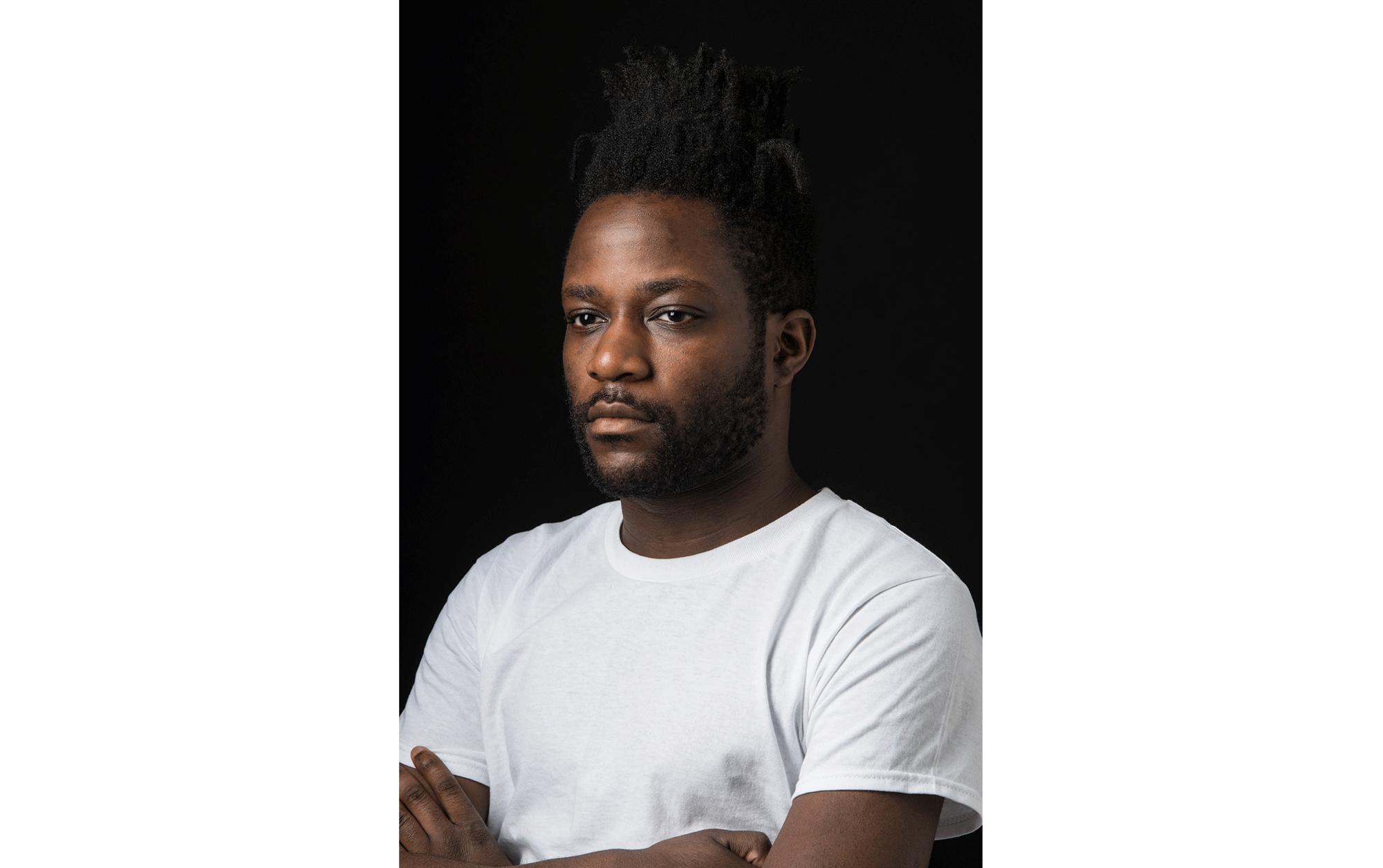 ニューヨークの若手写真家ファイル #02 ジョン・エドモンズ | Portrait of John Edmonds by Brittany N. Lucas (2018)