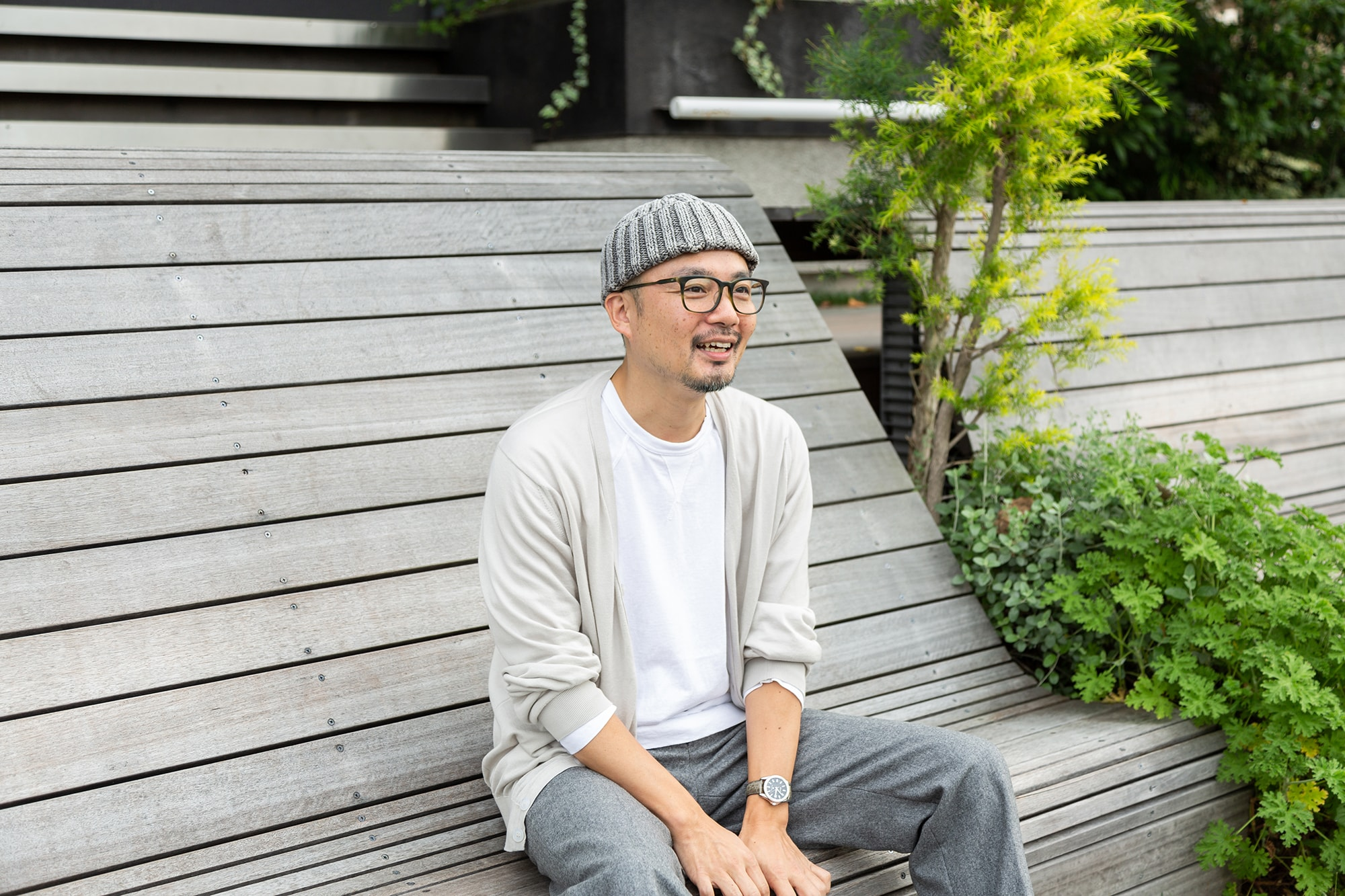 "Go Itami Interview ""I make works steadily in Tokyo, and it leads me to the broader world."" 