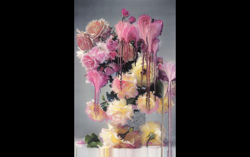 © Nick Knight, Rose I, 2012 (117.47 x 76.2 cm)