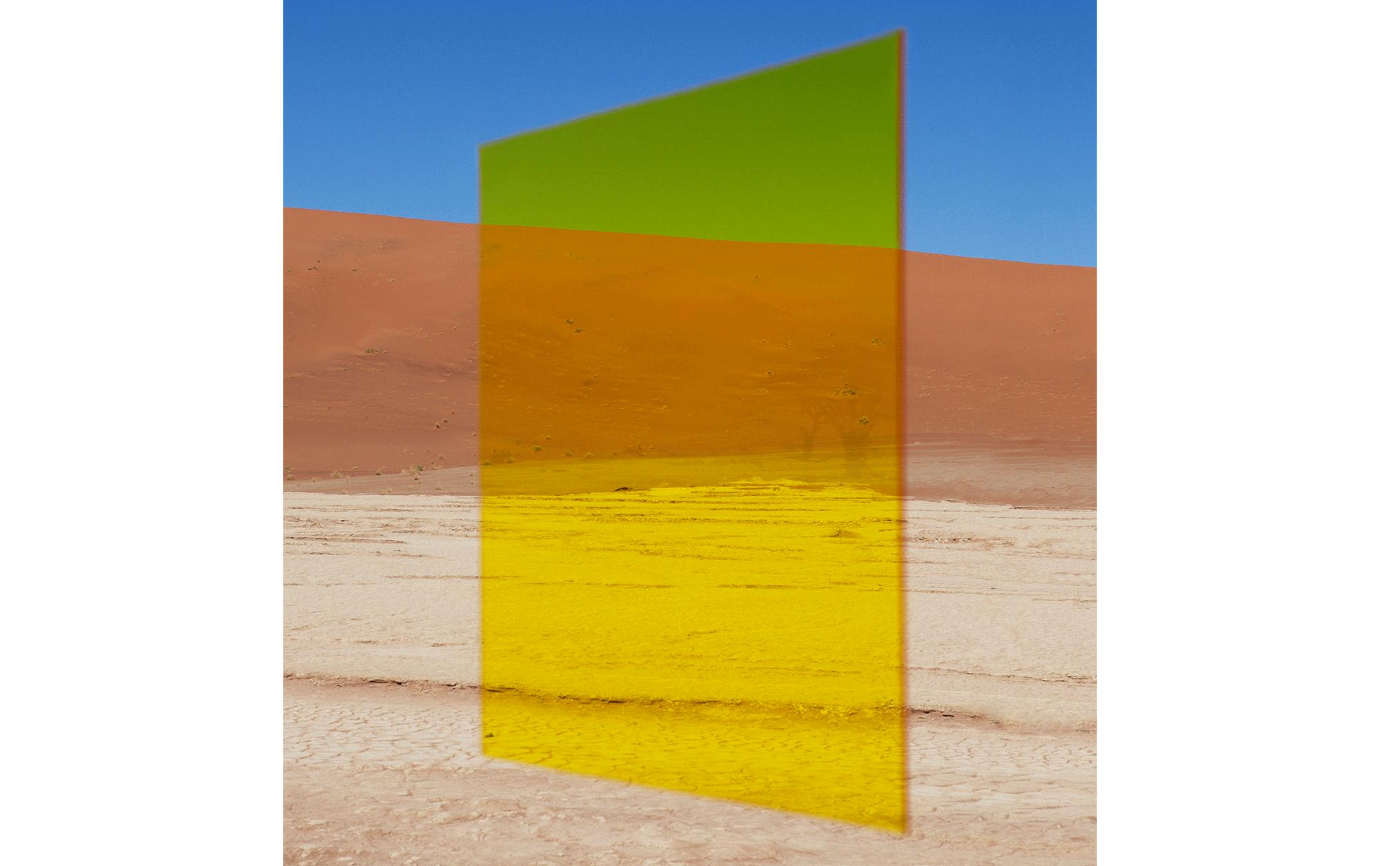 BAUHAUSがヴォルフガング・ティルマンス、ヴィヴィアン・サッセンら現代作家に与えた影響とは? | Viviane Sassen: Yellow Vlei © Viviane Sassen