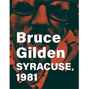 SYRACUSE, 1981<br>ブルース・ギルデン