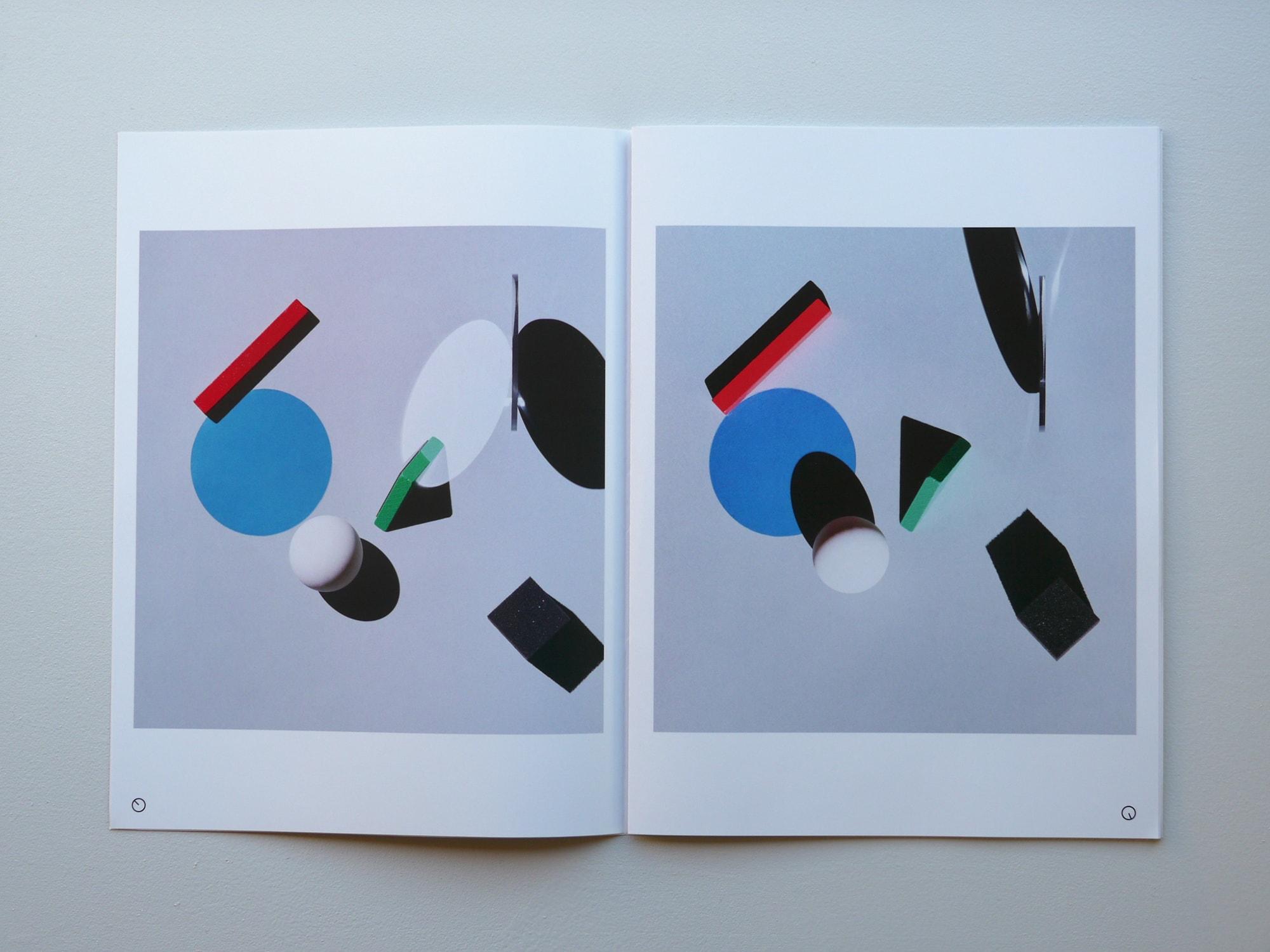 書店員がピックアップする11月のおすすめ写真集【UTRECHT編】 | 田部井美奈『光と図形』