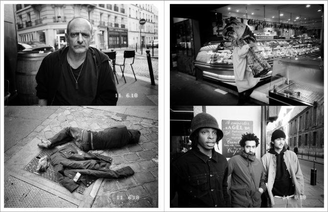 ストリートを撮り続けるフォトグラファー Ari Marcopoulos来日サイン会