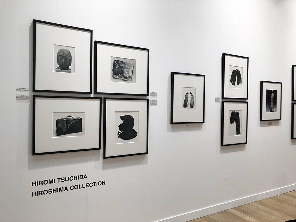 2018年のParis Photoでの土田ヒロミの展示