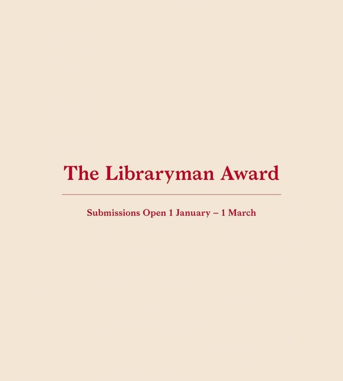 The Libraryman Award