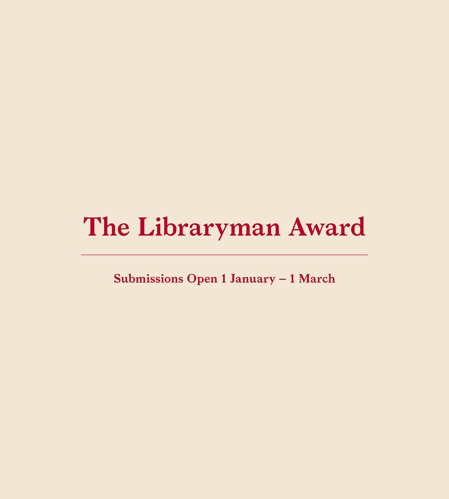 The Libraryman Award