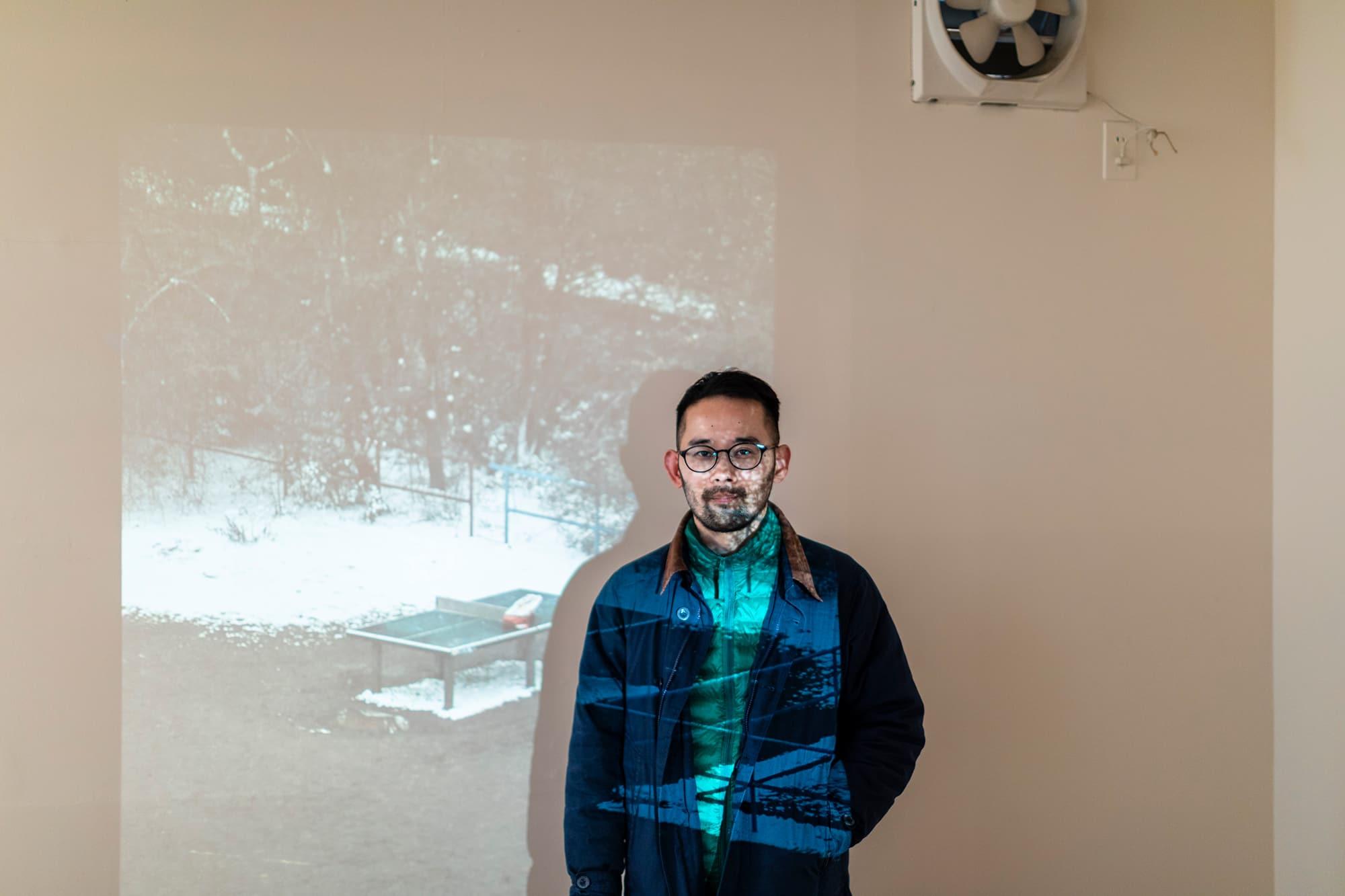 富安隼久インタヴュー「一匹の狐との出合いから始まった、ある卓球台の物語」 | 富安隼久