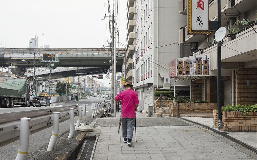 「JAPANESE LESSON: Nishinari」© Katja Stuke/Oliver Sieber