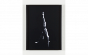 Sara VanDerBeek Baltimore Dancers One, 2012 digital C-print 40.6 x 31.1cm Courtesy The Approach, London