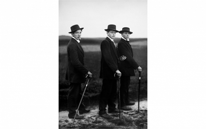 Young Farmers, 1914
