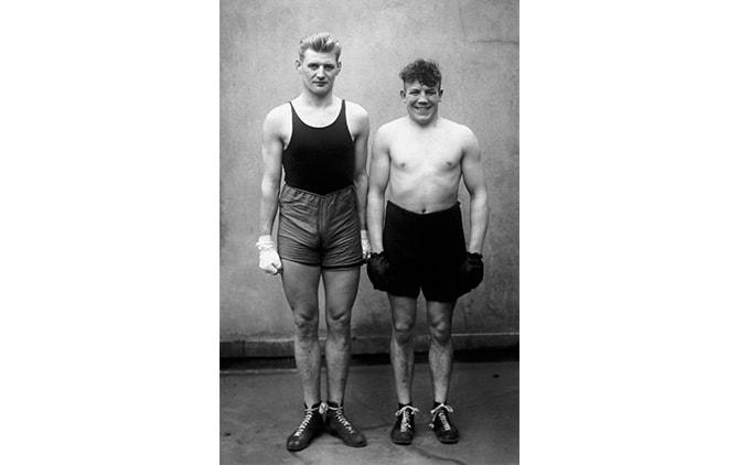 Boxers, 1929