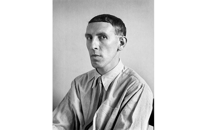 Painter [Heinrich Hoerle], 1928
