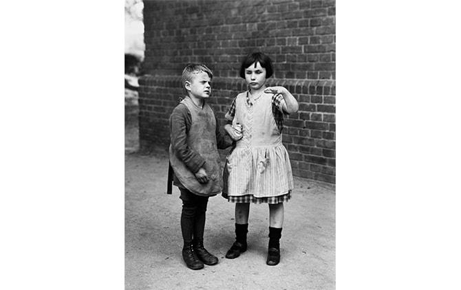 Children Born Blind, c. 1930
