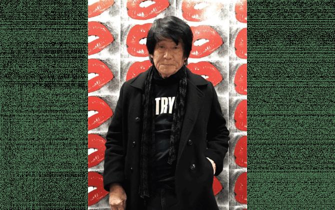 Daido Moriyama. Photo: Sohey Moriyama © Daido Moriyama Photo Foundation