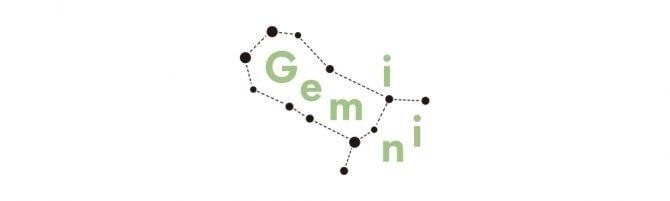 2019年10月の双子座(ふたご座)を表す1枚。IMA ONLINEの月間占い。