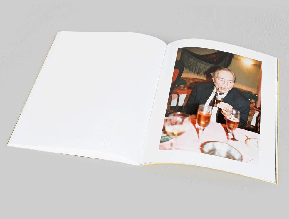 書店員がピックアップする4月のおすすめ写真集【Shelf編】 | ヨーガン・テラー『The Master IV』