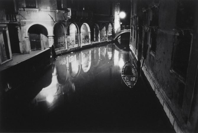 ヴェネツィアの夜