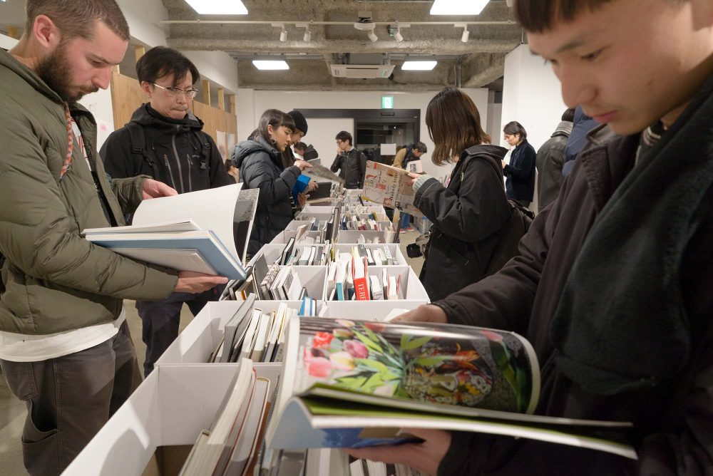 Offline PhotoBook Shop in Kyoto