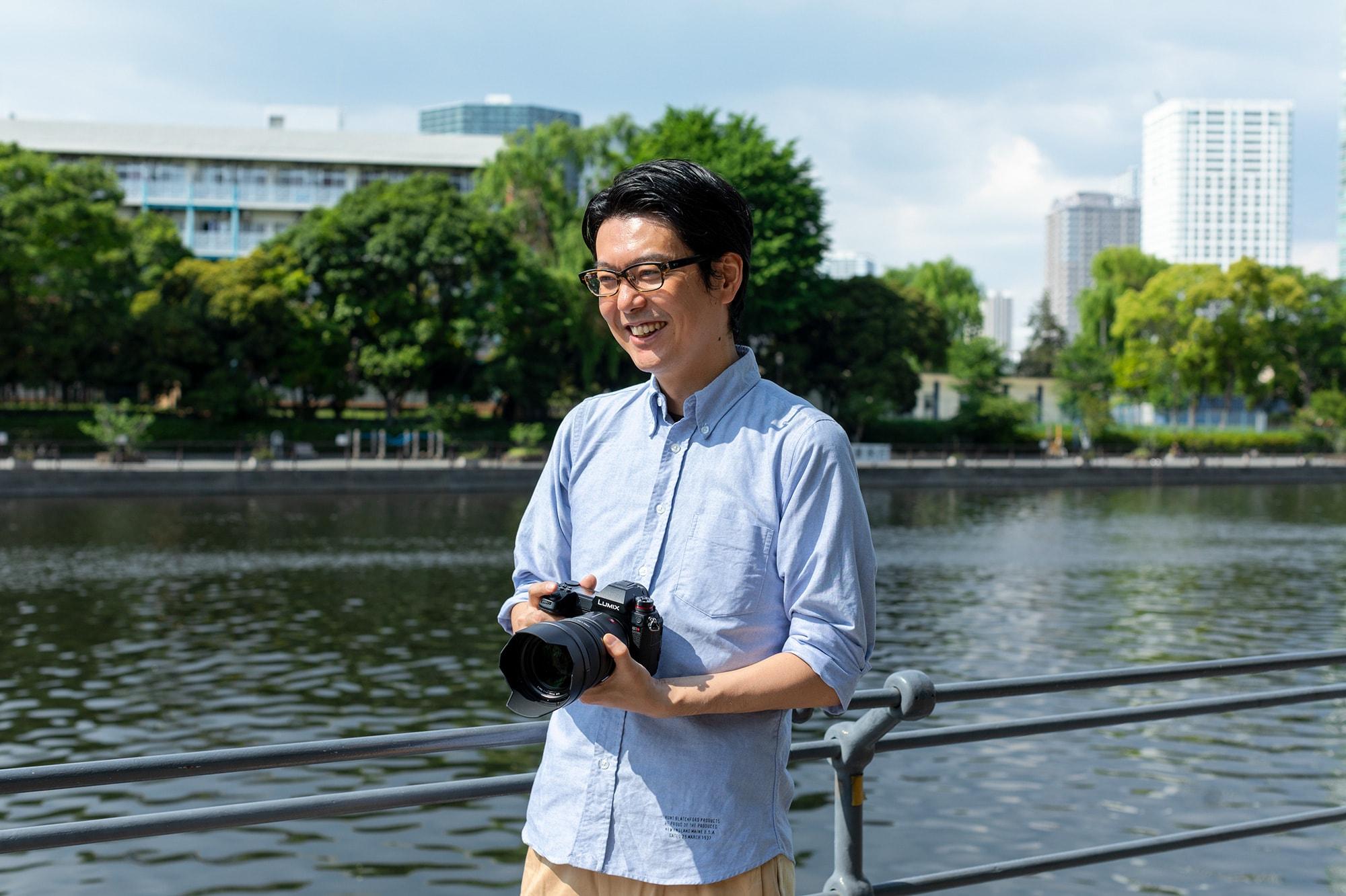 高橋宗正インタヴュー「アナログの大判と超最新ミラーレス。カメラの歴史を行き来する理由。」 | 高橋宗正