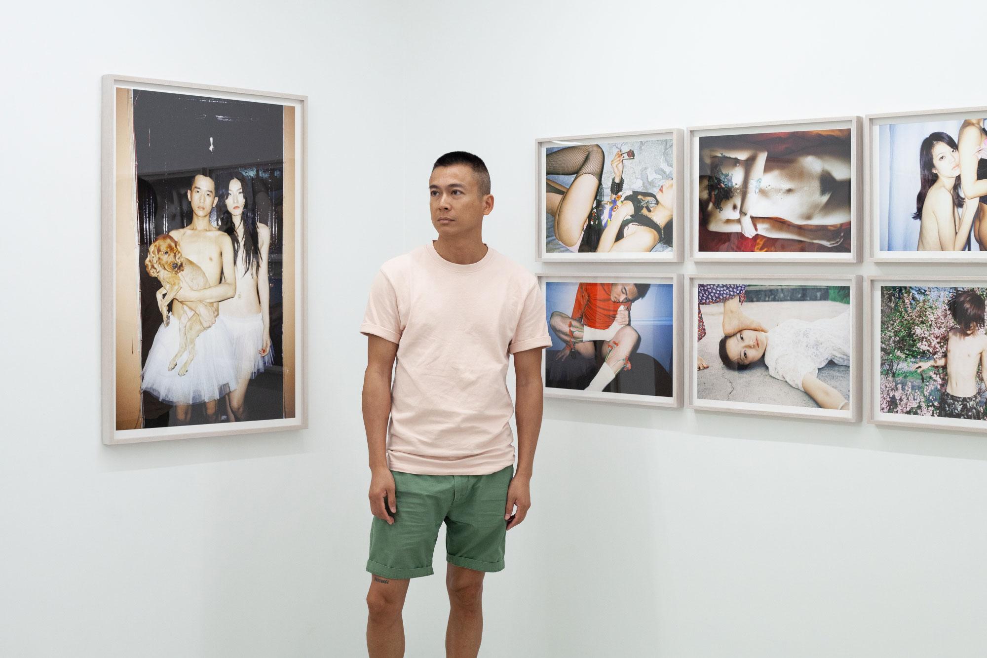 リン・チーペンaka No.223 インタヴュー「溌剌としながら謎めき、一枚の写真がサスペンスを喚起する」 | リン・チーペン aka No.223