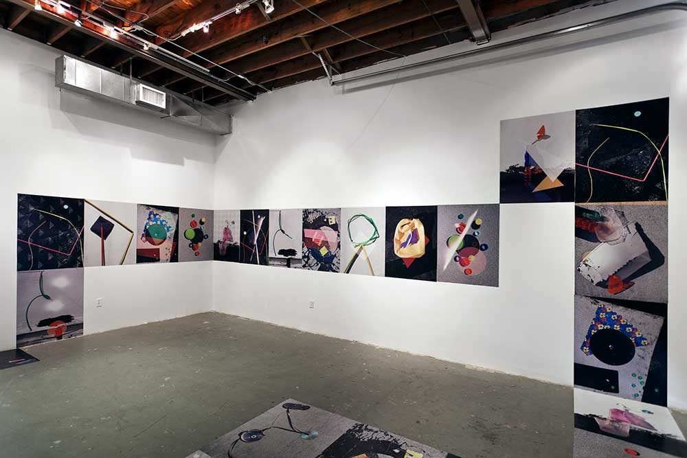 Installation View, Ginger Photography,Courtesy of Locust Projects, Miami 2013 Image Courtesy of M+B Gallery and Galerie Christophe Gaillard