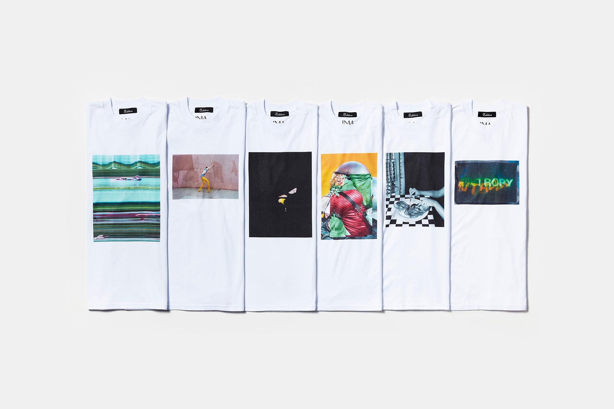 写真を着る、言葉を纏う ~フォトグラファーと言葉によるTシャツコラボレーション~