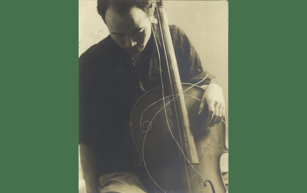切られた弦、父・新、 1960年代