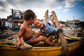 死者と共に暮らす人達 フィリピン 『ナボタス墓地』