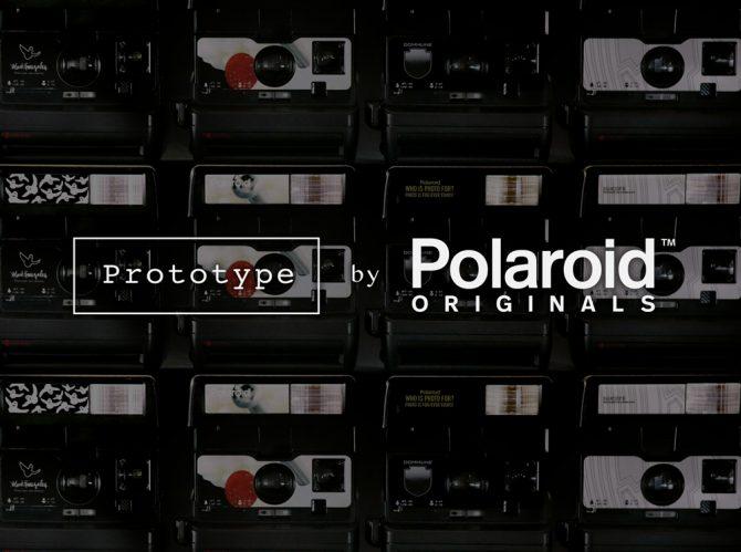 Prototype by Polaroid Originals