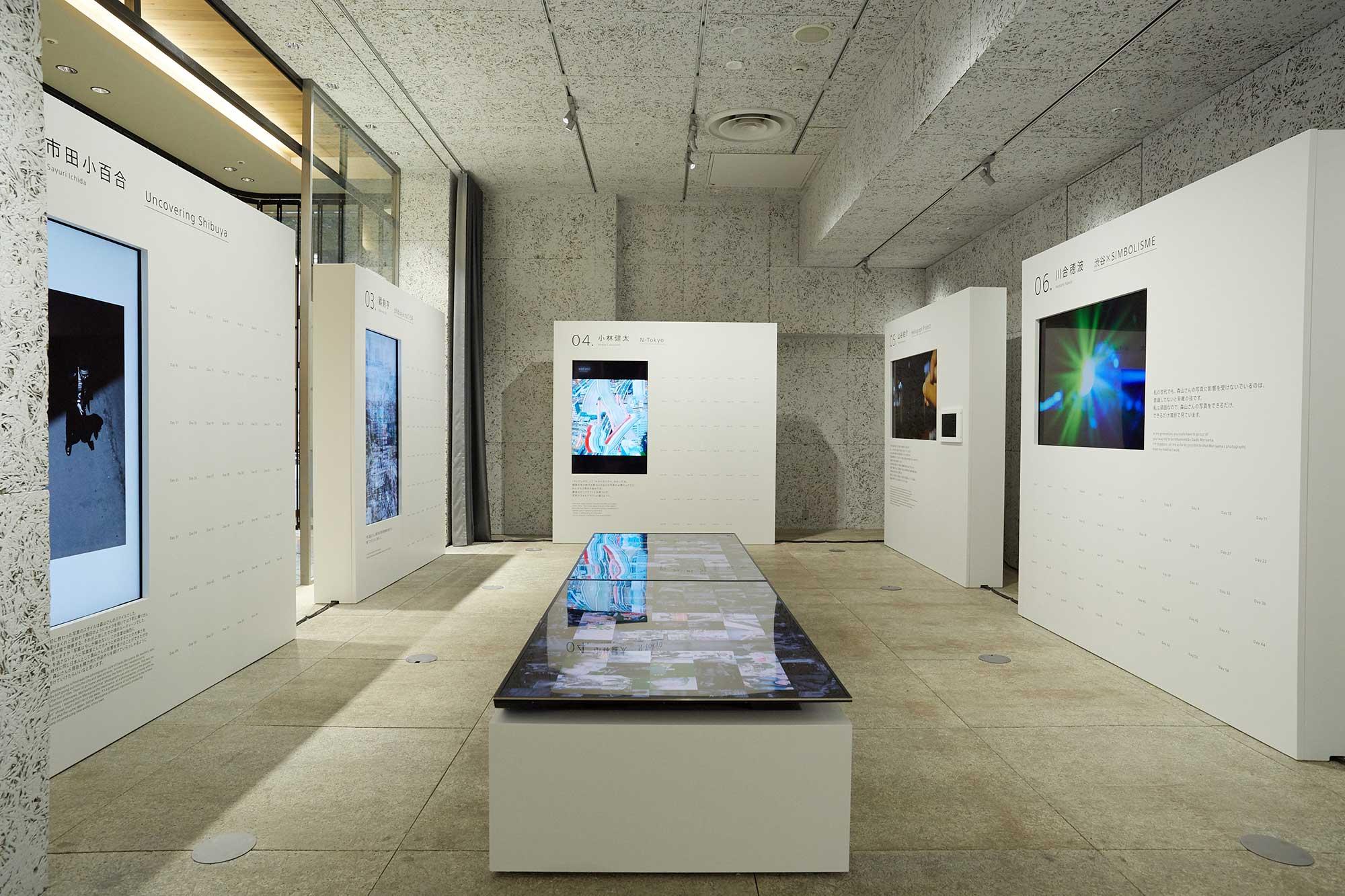 8名の写真家が写す「渋谷の今」。展示の模様をレポート | report-20190725today_01