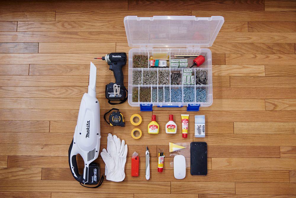 Lorenzo's Tools