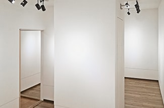Galerie de RIVIERE ギャラリー 内観