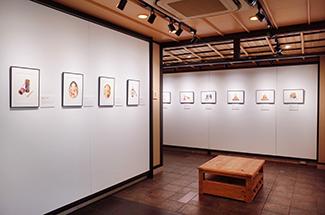 京都写真美術館 ギャラリー・ジャパネスク 展示風景